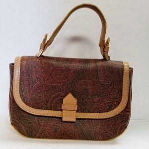 Vintage Etro purse